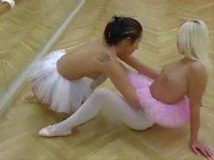 Russian lesbian ballerinas