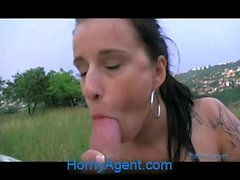 HornyAgent Some of my amateur sex tapes