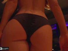 BANG Confessions: Kayden Krossin seksikäs lap-tanssi johtaa ass-vitun