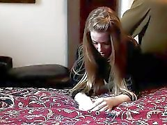 Şiddetli Slutty davranış spanking ders