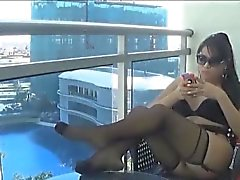 TS Filipina Sex Tape Hardcore