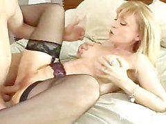 Boy Busted Masturbating By Friends Mom