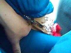 toucher foufoune femme dans le le bus 1
