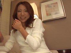 Premium cock sucking POV scenes with Kanako Tsuchiyo