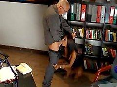 Italian porn with Valentina Canali :)
