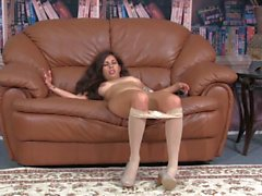 itchy pantyhose