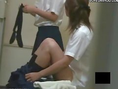 Sports Girls Clothes Changing