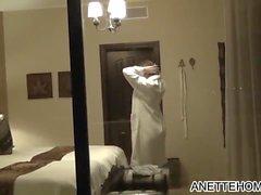9 cams voyeurs 24h chez un couple amateur libertin francais