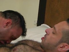 Selfie sex - Adam Champ & Flex