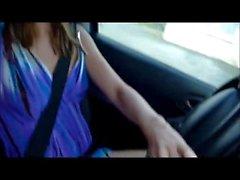 car fingering