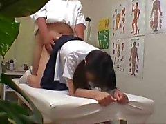 Japones Doctor en cámara espía # 01 de