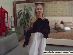 Nicole Aniston ja Lucas Frost Pandan tyylin