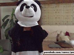 Nicole Anis och Lucas Frost Panda Färg