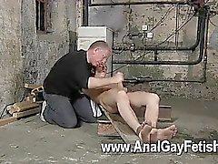 Bacanal Gay de Twink britânica Chade Câmaras de representa sua última vítima , confinadas e