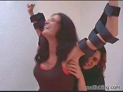 Tickling Torture Girls
