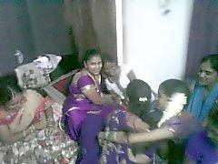 Telugu Girls enjoying