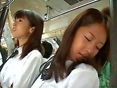 Populaire Sex Bus scenes