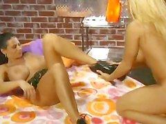 Lesbian Fetish Fever 03 - Scene 3