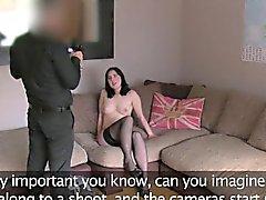 porno enfermeras castin porno