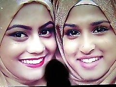 Cumtribute muslimischen Teens Tier