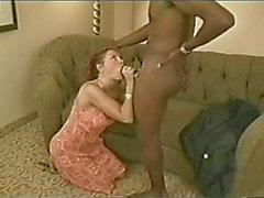 Janet Mason temível-ameaçando verdadeira esposa sexy tem cum amante escuro em licks anel de casamento que até então Creampies ela pt.fearsome 1