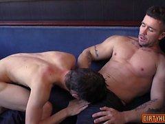 Muskel Twink Anal-Sex mit abspritzen Video-Funktion 1