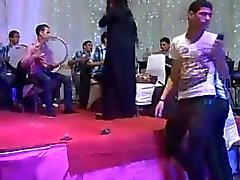 professional arab dancer