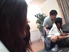 Clips of different Asian girls sucking dick or playing with