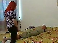 Mature Mom Sexing With Teen Boy