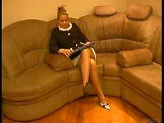 Busty Secretary - Susanna