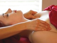 Female Pec Massage