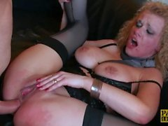 "Anita Vixen,""I'm Late with My Rent, My Landlord Sent Me Here"""