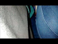 Encoxada culona Jeans