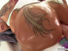 Bella Bellz Gets Pounded From Every Angle