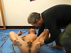 Asian si kinbaku legata