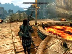 Perils of escaped Skyrim slavegirl 04