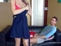 Sacanagem Passado EXPOR - esposa traindo - Katie Banks