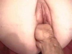 Amateur big natural tits fisting