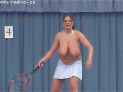 Nadine Jansen - Tennis