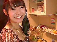 visitar minha namorada asiática !!