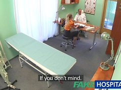 FakeHospital Doctor fucks bosses wife