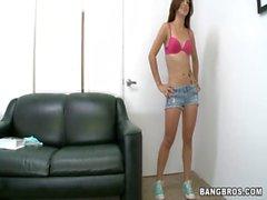 Les plus sexys Pattes mètres l'Alexa de Rydell Teen Sex Porn auditions