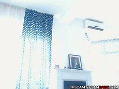 Lana Iwan frei verschmutzt Chat und Webcam
