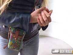 Brittany Bardot Forgets about her Boyfriend's Absense
