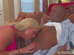 Alura Jenson in need of big black cock to fuck