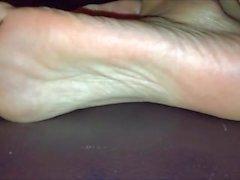 Sonolento Foot Fetish & sonolento Soles Tickle e Toes longas (compilação)