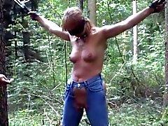 Openair Abstrafung im Wald