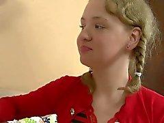 Spass mit grossen titted Mädchen Gabriella
