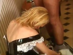 German Vintage with anal and fisting