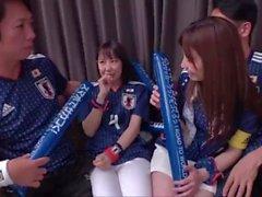 サ ッ カ ー 日本 代表 初 戦 勝利 の 熱 狂 に か こ つ け て 9